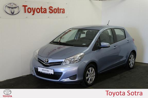 Toyota Yaris 1,33 Active  2013, 39000 km, kr 145000,-