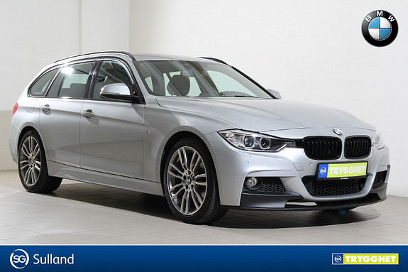 BMW 3-serie 320i xDrive Touring aut M-DAB+-HIFI-ADAPTIVTUNDERSTELL+