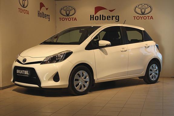 Toyota Yaris 1,5 Hybrid Active DAB+, Ryggekamera, Bluetooth, Multira  2014, 45500 km, kr 165000,-