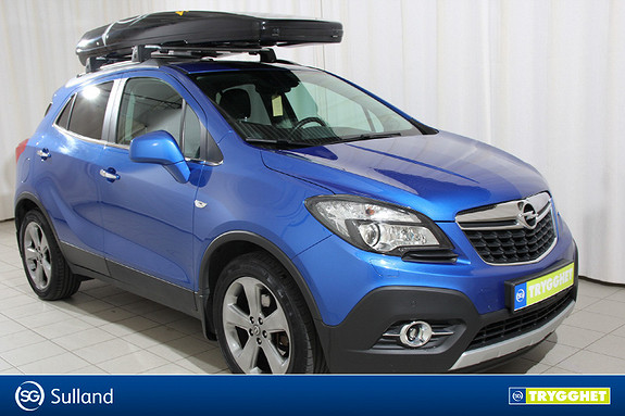 Opel Mokka 1.4T 140hk 4X4 Cosmo 5 seter
