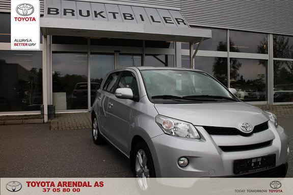 Toyota Urban Cruiser 1,3 VVT-i Dynamic Stop&Start Fin kvalitets bil  2010, 108000 km, kr 99000,-