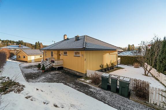Enebolig - Krokstadelva - 3 990 000,- Nordvik & Partners