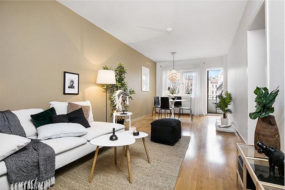 2-roms leilighet - Grünerløkka-Sofienberg - Oslo - 3 400 000,- Schala & Partners