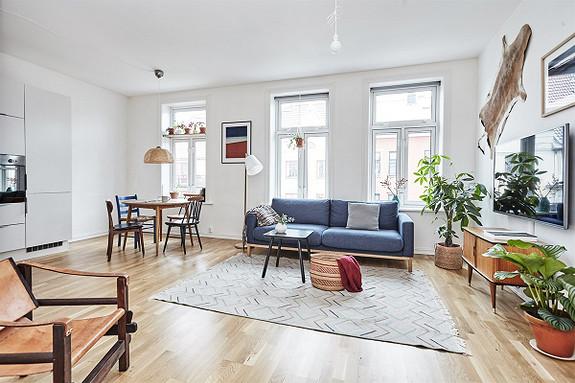 3-roms leilighet - Sagene-Torshov - Oslo - 4 500 000,- Schala & Partners