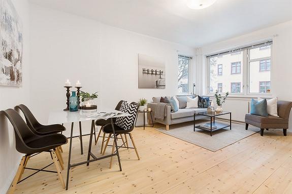 2-roms leilighet - Grünerløkka-Sofienberg - Oslo - 2 850 000,- Schala & Partners