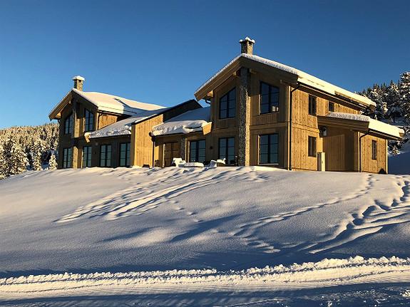 6-roms fritidsbolig - På fjellet - Nesbyen - 3 690 000,- Nordvik & Partners