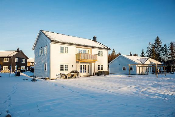 Enebolig - Vestby - 6 200 000,- Nordvik & Partners
