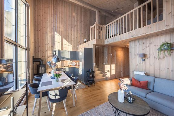 6-roms fritidsbolig - På fjellet - Nesbyen - 3 090 000,- Nordvik & Partners