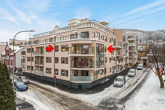 Leilighet - Drammen - 3 490 000,- Nordvik & Partners