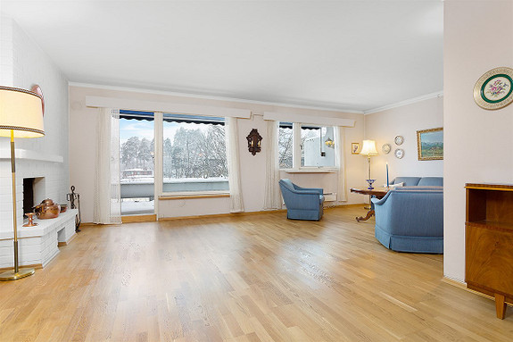 4-roms leilighet - Ullern - Oslo - 6 300 000,- Nordvik & Partners