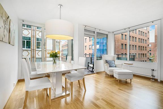 4-roms leilighet - St. Hanshaugen-Ullevål - Oslo - 6 200 000,- Nordvik & Partners