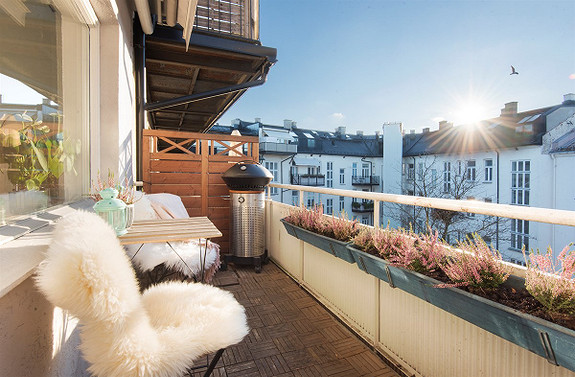 3-roms leilighet - Uranienborg-Majorstuen - Oslo - 7 700 000,- Nordvik & Partners