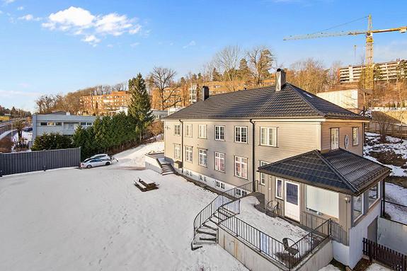 Enebolig - Ullern - Oslo - 11 000 000,- Nordvik & Partners