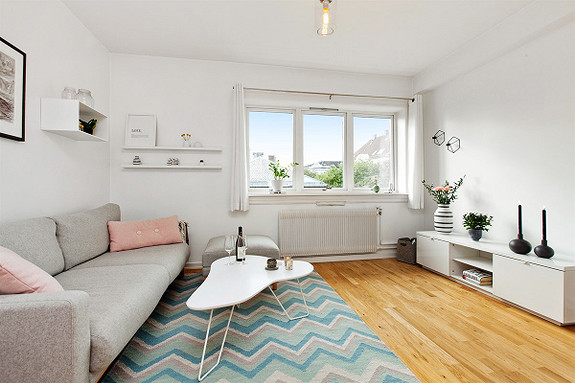 2-roms leilighet - Sagene-Torshov - Oslo - 2 850 000,- Schala & Partners