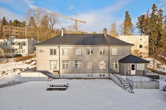 Enebolig - Ullern - Oslo - 23 000 000,- Nordvik & Partners