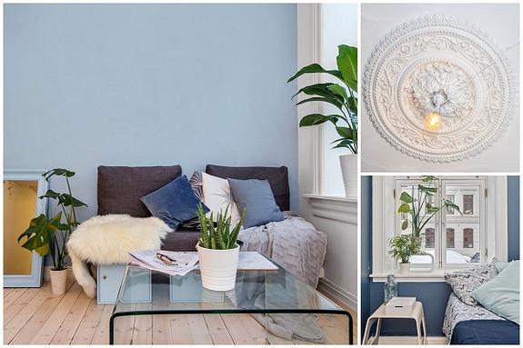2-roms leilighet - Grünerløkka-Sofienberg - Oslo - 2 030 000,- Nordvik & Partners