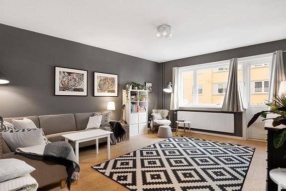 3-roms leilighet - St. Hanshaugen-Ullevål - Oslo - 4 990 000,- Nordvik & Partners