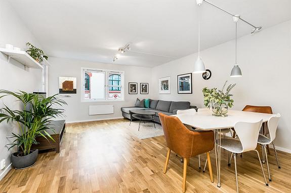 4-roms leilighet - Grünerløkka-Sofienberg - Oslo - 5 600 000,- Schala & Partners