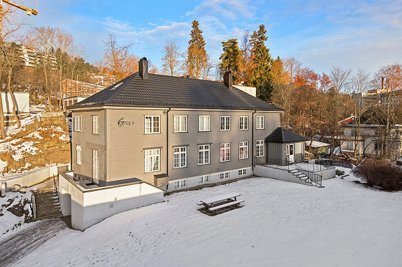 Enebolig - Ullern - Oslo - 12 000 000,- Nordvik & Partners
