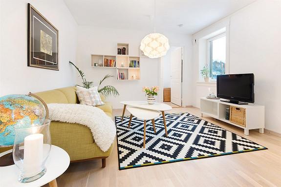 2-roms leilighet - Gamle Oslo - Oslo - 2 500 000,- Nordvik & Partners