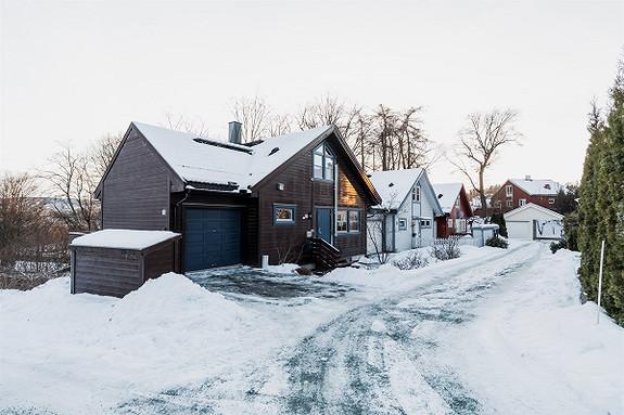 Enebolig - Trondheim - 5 650 000,- Olden & Partners
