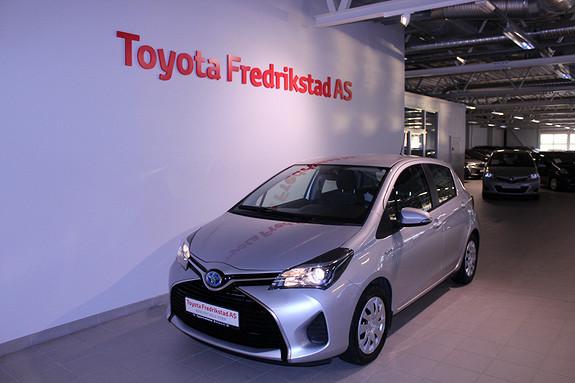 Toyota Yaris 1,5 Hybrid Active  2014, 19341 km, kr 159000,-