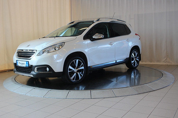 Peugeot 2008 Allure 1,6 e-HDi 115hk  2014, 64000 km, kr 178000,-
