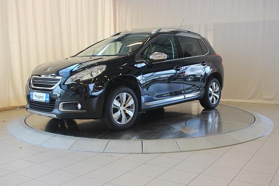 Peugeot 2008 Allure 1,6 e-HDi 93hk  2014, 47200 km, kr 169000,-