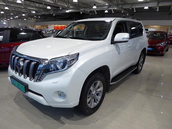 Toyota Land Cruiser 3,0 D-4D GX Aut  2015, 70406 km, kr 509000,-