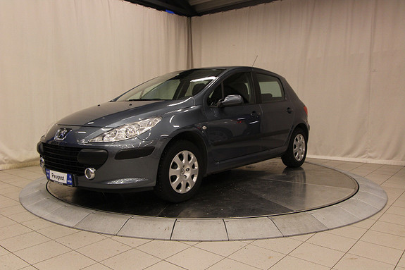 Peugeot 307 1,6 XR HDI 90hk  2006, 136500 km, kr 59000,-