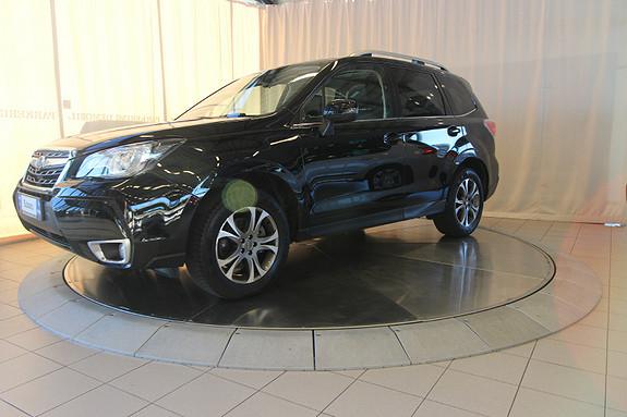 Subaru Forester Sport Premium  2016, 12000 km, kr 449000,-