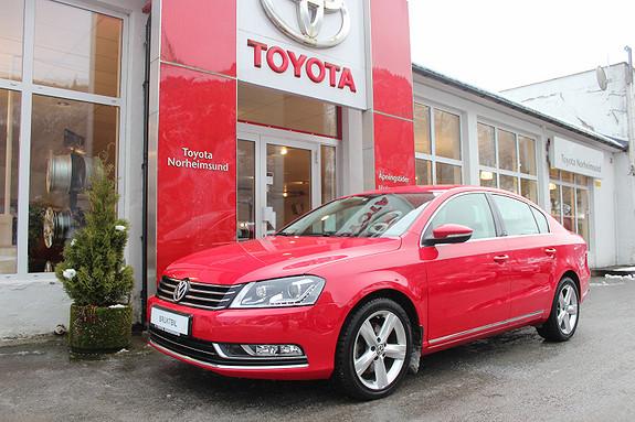Volkswagen Passat 2.0 140hk TDI BMT HIGH 4 MOTION, 1 EIGAR  2012, 65500 km, kr 199900,-