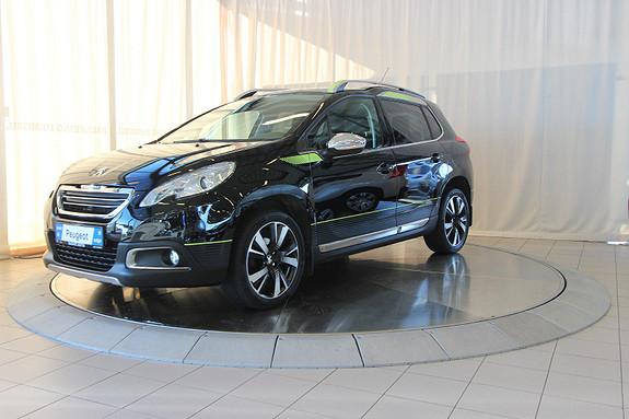 Peugeot 2008 Allure 1,6 e-HDi 93hk  2014, 31000 km, kr 174000,-
