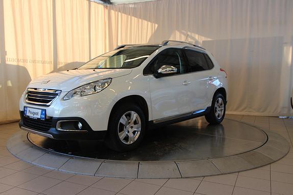 Peugeot 2008 Allure 1,2 PureTech 110hk  2015, 37200 km, kr 199000,-
