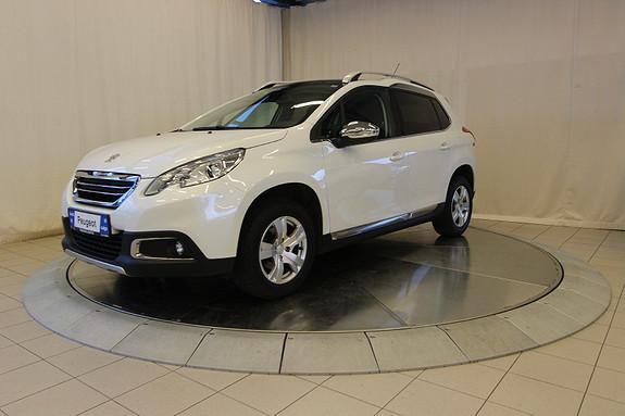 Peugeot 2008 Allure 1,2 PureTech 82hk  2014, 31500 km, kr 168000,-