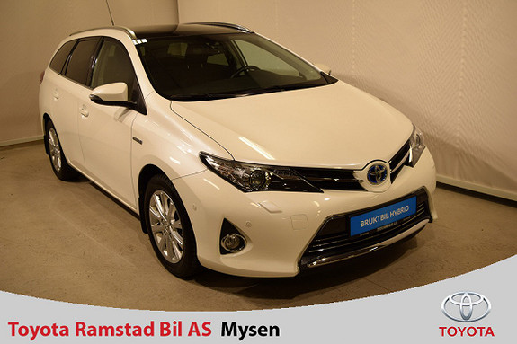 Toyota Auris Touring Sports 1,8 Hybrid Executive  2014, 33 600 km, kr 229 000,-