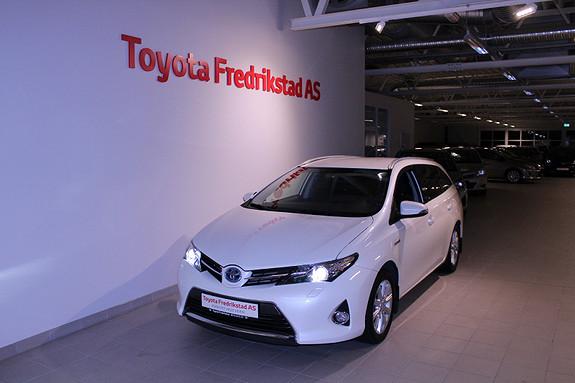 Toyota Auris Touring Sports 1,8 Hybrid Active+  2014, 46313 km, kr 209000,-