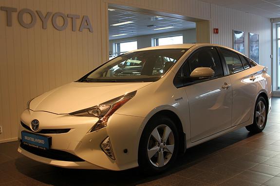 Toyota Prius 1,8 VVT-i Hybrid Executive NAVI/RYGGEKAMERA/KROK/MOTORV  2016, 34996 km, kr 299000,-