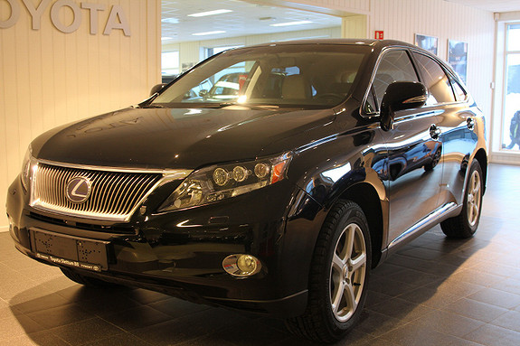Lexus RX450h 450h 3,5 V6 Hybrid 299hk DAB+/MOTORVARMER  2010, 93100 km, kr 409000,-