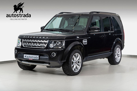 Land Rover Discovery SDV6 256hk HSE