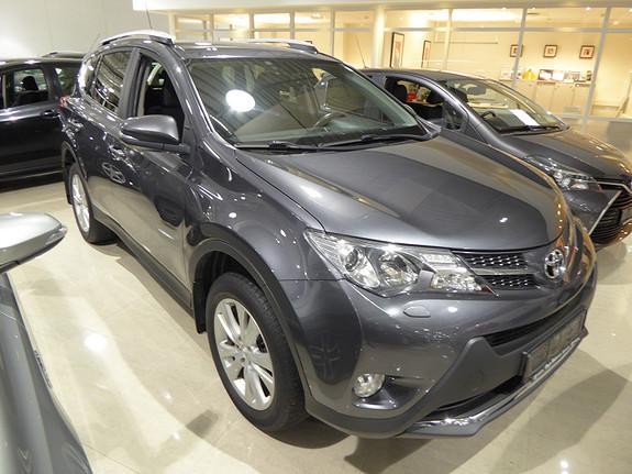 Toyota RAV4 2,2 D-4D 4WD Active  2013, 84558 km, kr 309000,-