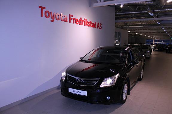 Toyota Avensis 1,8 147hk Advance  2011, 108283 km, kr 139000,-