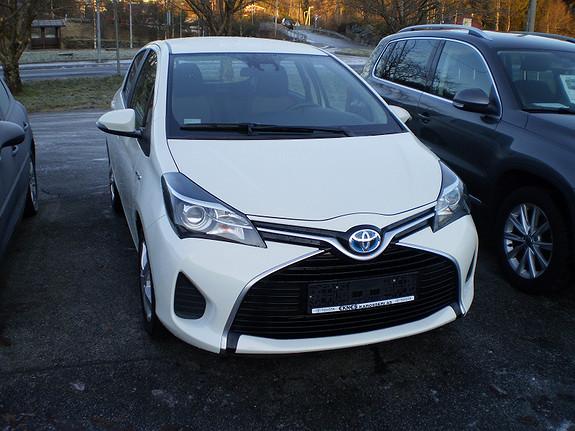 Toyota Yaris Aktiv S  2016, 47100 km, kr 208037,-