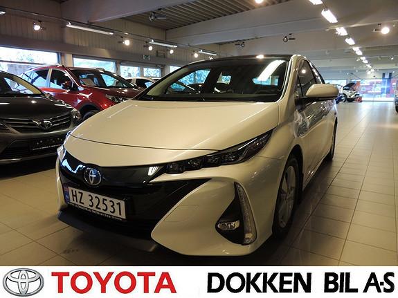 Toyota Prius 1,8 VVT-i Solar PHV  2017, 1000 km, kr 339000,-