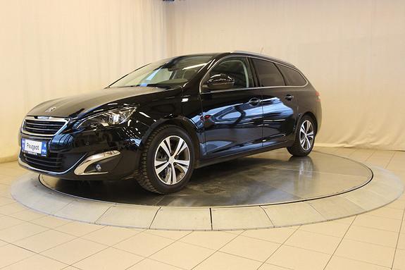Peugeot 308 SW 2,0 BlueHDI 150hk Allure aut Alt Utstyr  2014, 32500 km, kr 248000,-