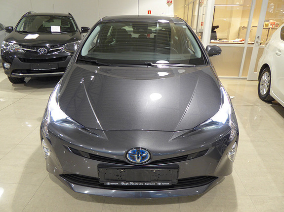Toyota Prius 1,8 VVT-i Hybrid Executive  2016, 38920 km, kr 299000,-