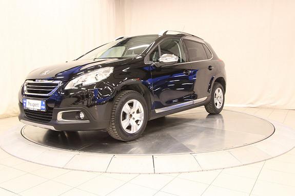 Peugeot 2008 Allure 1,6 e-HDI 93hk  2013, 63700 km, kr 159000,-