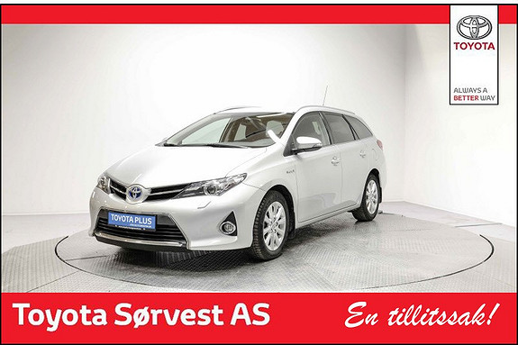 Toyota Auris Touring Sports 1,8 Hybrid Active+  2015, 45 614 km, kr 228 000,-
