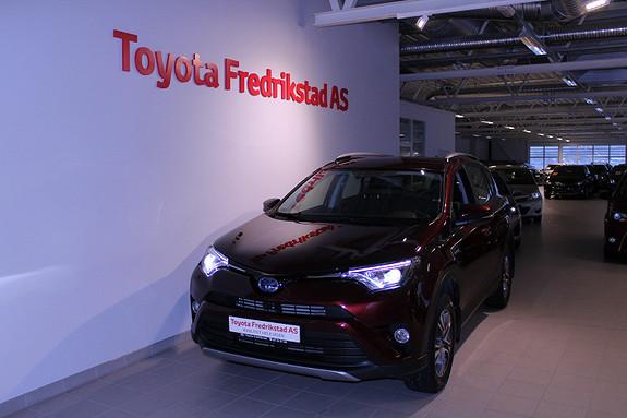 Toyota RAV4 Hybrid 2WD Active S  2017, 20419 km, kr 389000,-
