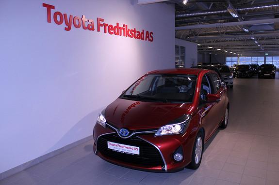 Toyota Yaris 1,5 Hybrid Active e-CVT  2015, 46240 km, kr 169000,-